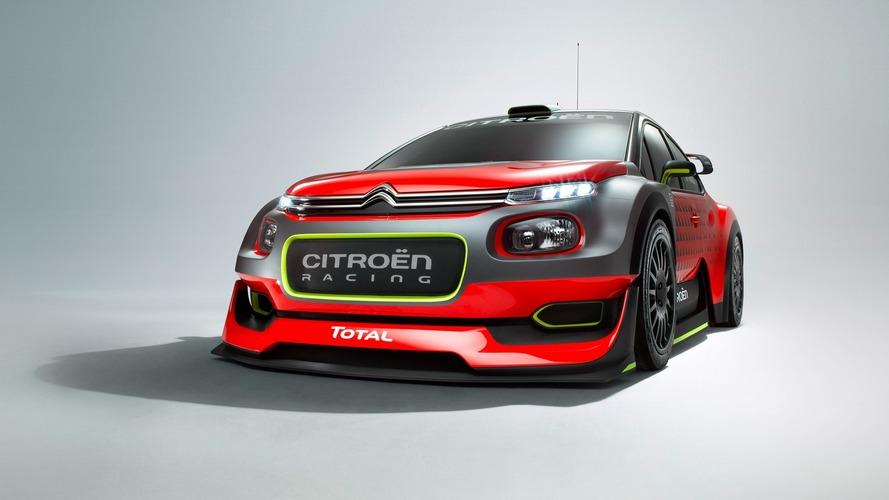 """Citroën dévoile sa C3 WRC """"Concept"""" pour le Mondial de Paris"""