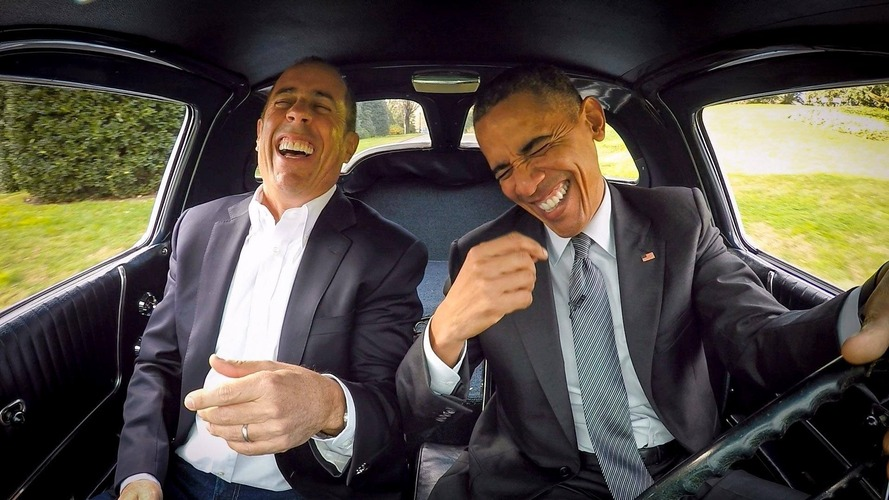 'Comedians In Cars Getting Coffee' new season begins 19 July