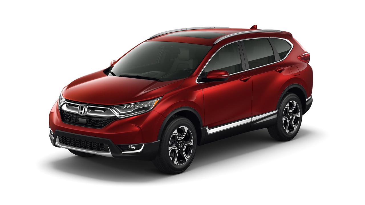 5. Honda CR-V: 176,994 Units