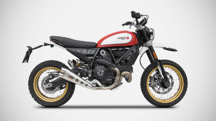 Zard Unveils Special Edition Exhaust For Ducati Scrambler