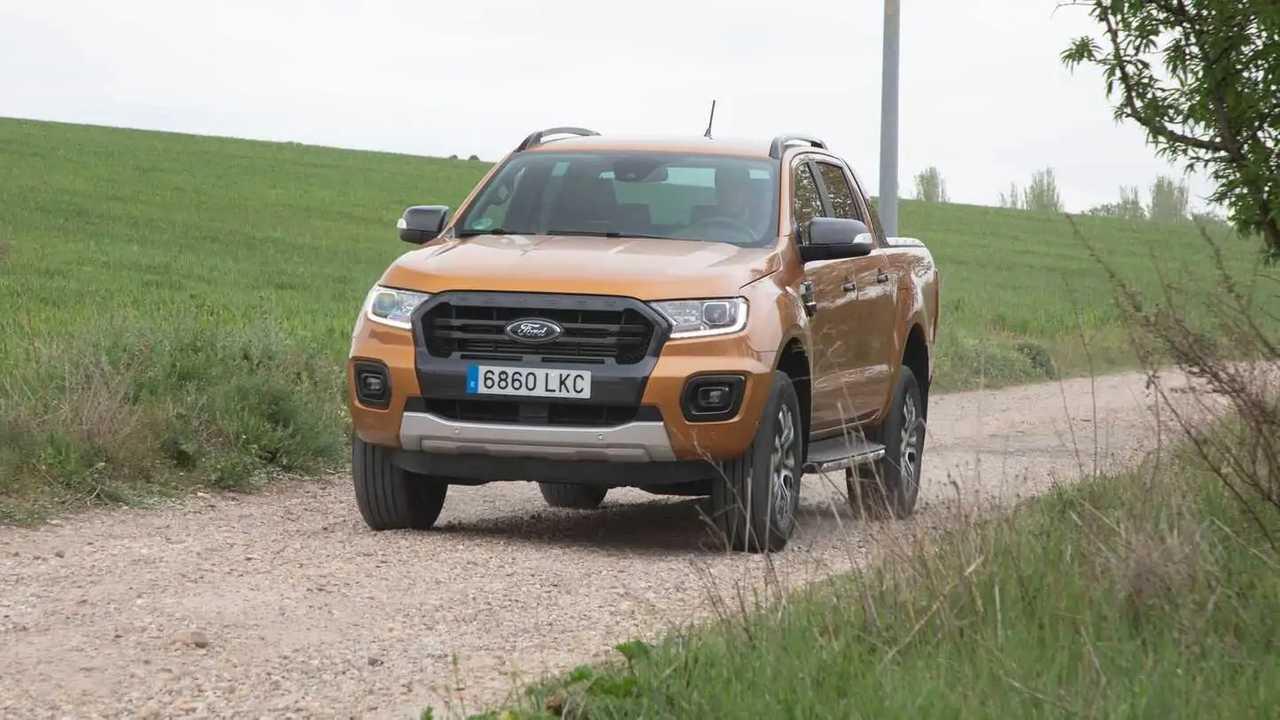 Prueba Ford Ranger Wildtrak TDCI Automático