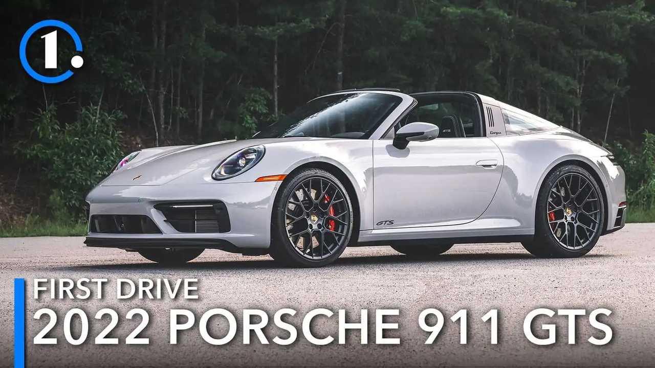 2022 Porsche 911 GTS Review