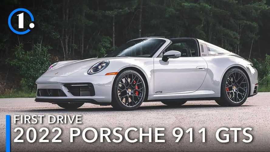 Porsche 911 GTS 2022: Seperti Pasangan Hidup dengan Paket Lengkap