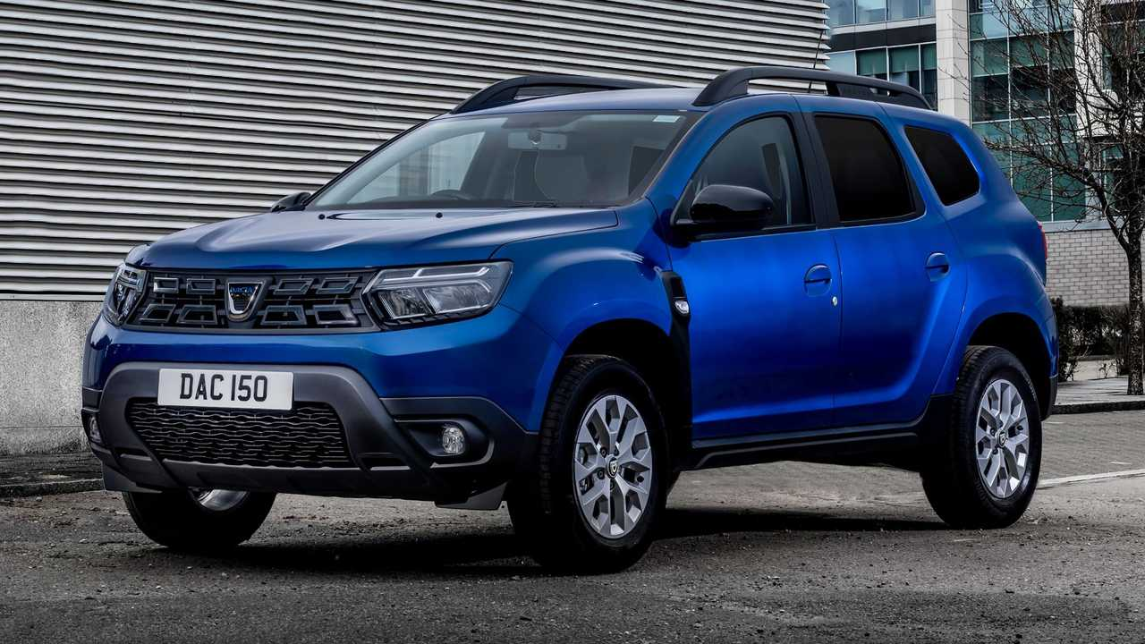 Dacia Duster Commercial version 2021
