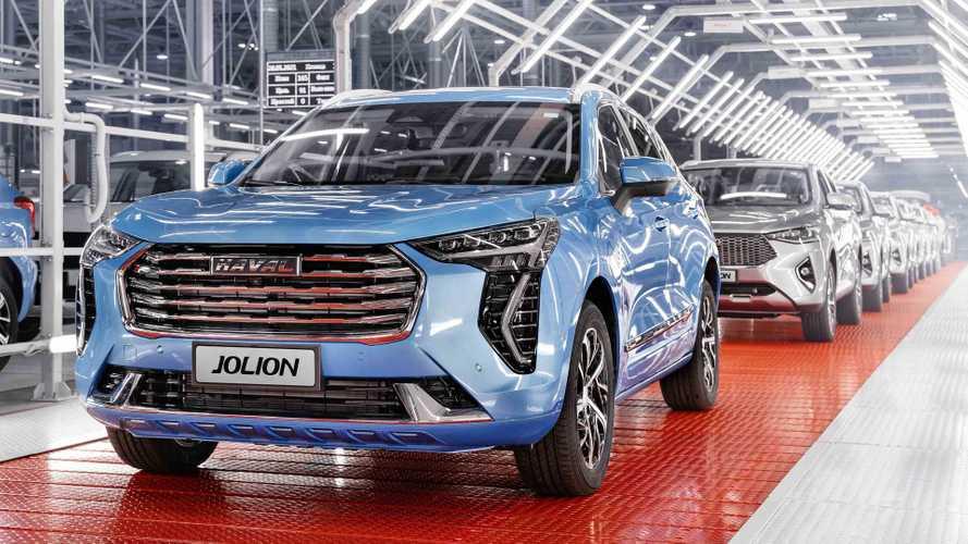 Eks Pabrik Mercedes yang Dibeli Great Wall Akan Produksi di 2023