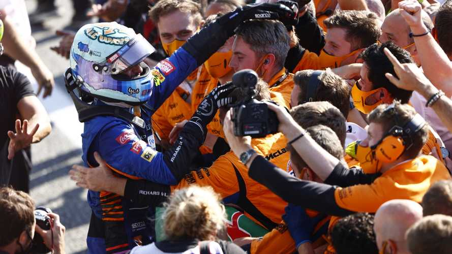 How McLaren's 'united' culture is feeding its F1 charge