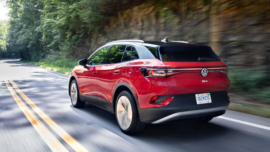 US: Volkswagen ID.4 Sales Increase To 6,000 In Q3 2021