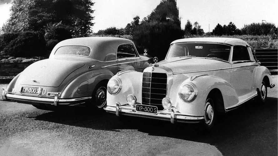 Mercedes-Benz300S:70 Jahre Synthese ausLuxus und Sport