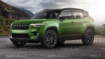 Baby-Jeep: Neue Gerüchte um Elektro-SUV unterhalb des Renegade
