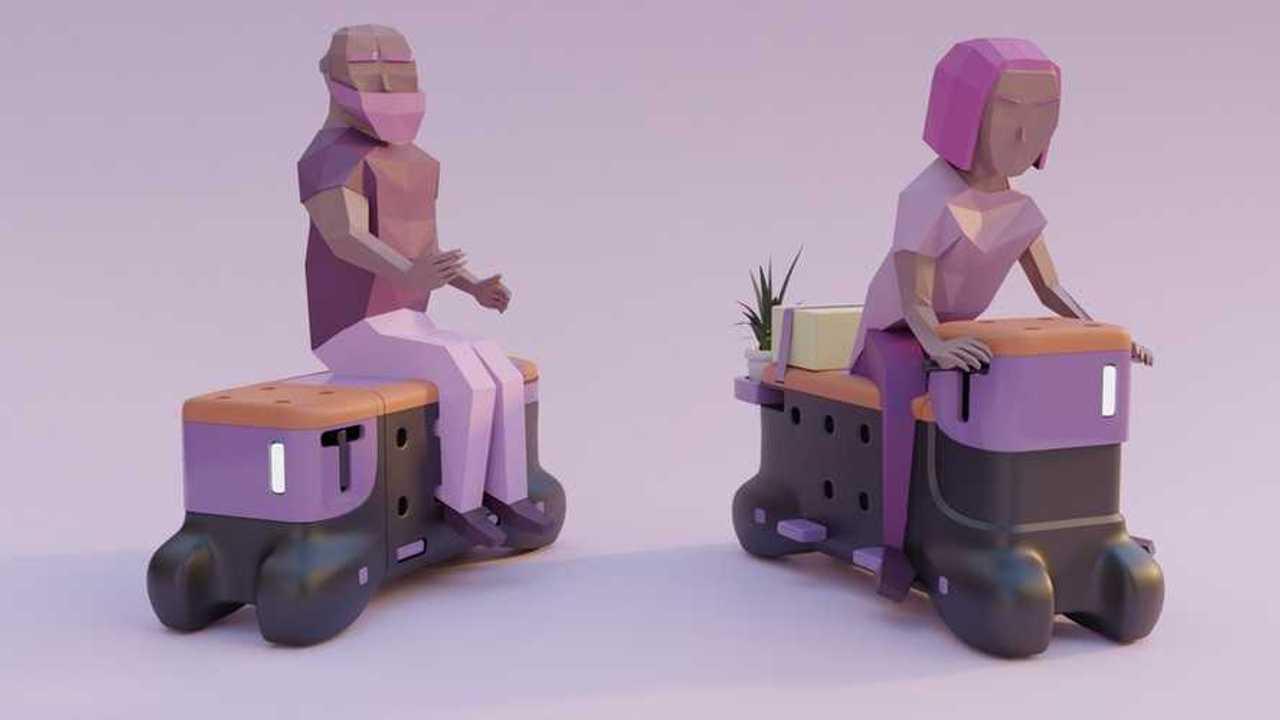 TOD, la panchina motorizzata