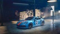 Porsche 911 Turbo S zu Ehren des größten Rennfahrers Mexikos