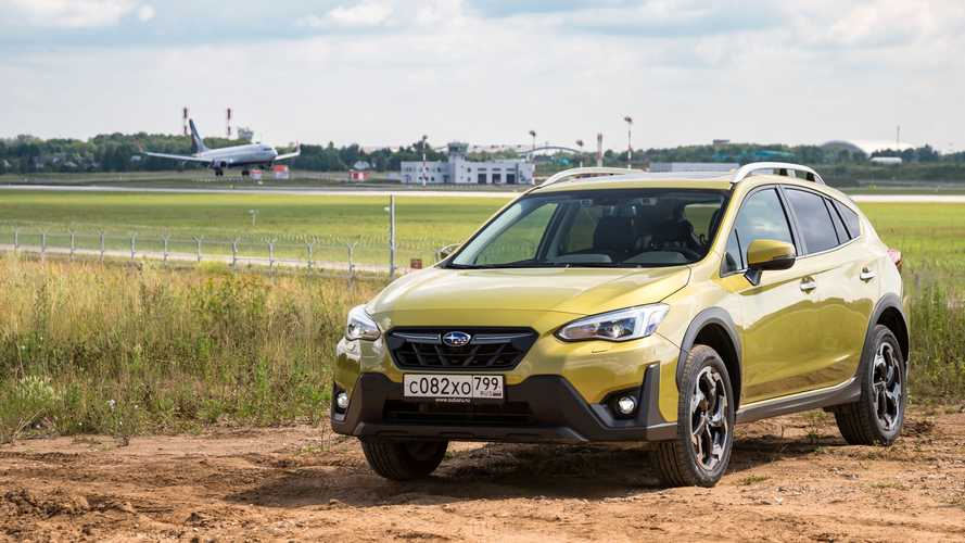 Обновленный Subaru XV для РФ во всех подробностях