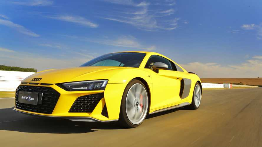 Teste Audi R8 V10: Sensações acima dos números