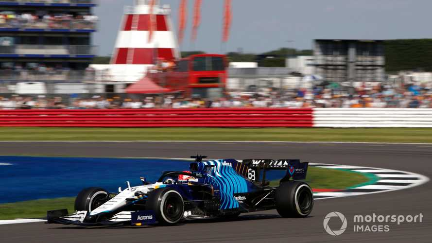 Russell can't understand qualifying form with 'ninthquickest car'