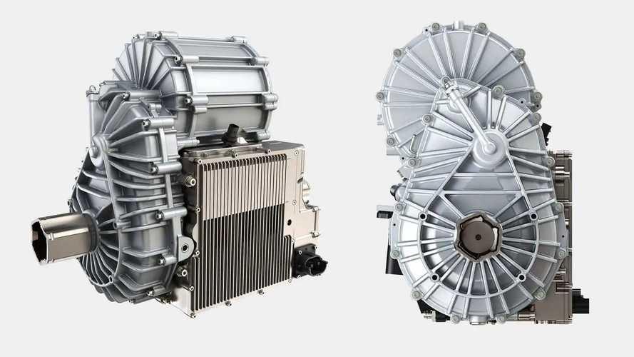 GKN Automotive Develops 800V eDrive Systems