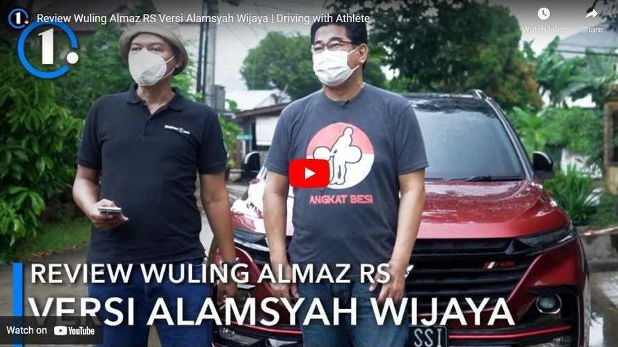 Kecanggihan Wuling Almaz RS Bikin Mantan Lifter Ini Tercengang