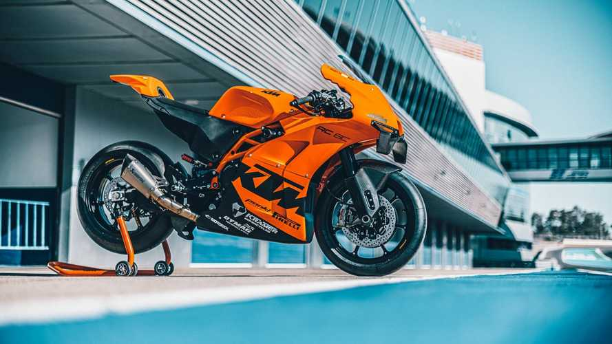 The KTM RC 8C Sells Out In Less Than Five Minutes