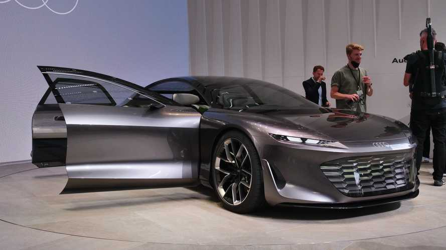 Audi Grandsphere Concept Revealed: A Stunning 710-HP Electric GT