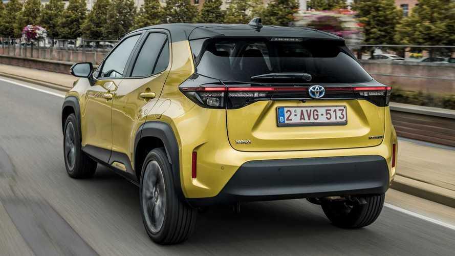 Toyota Yaris Cross Hybrid 2021