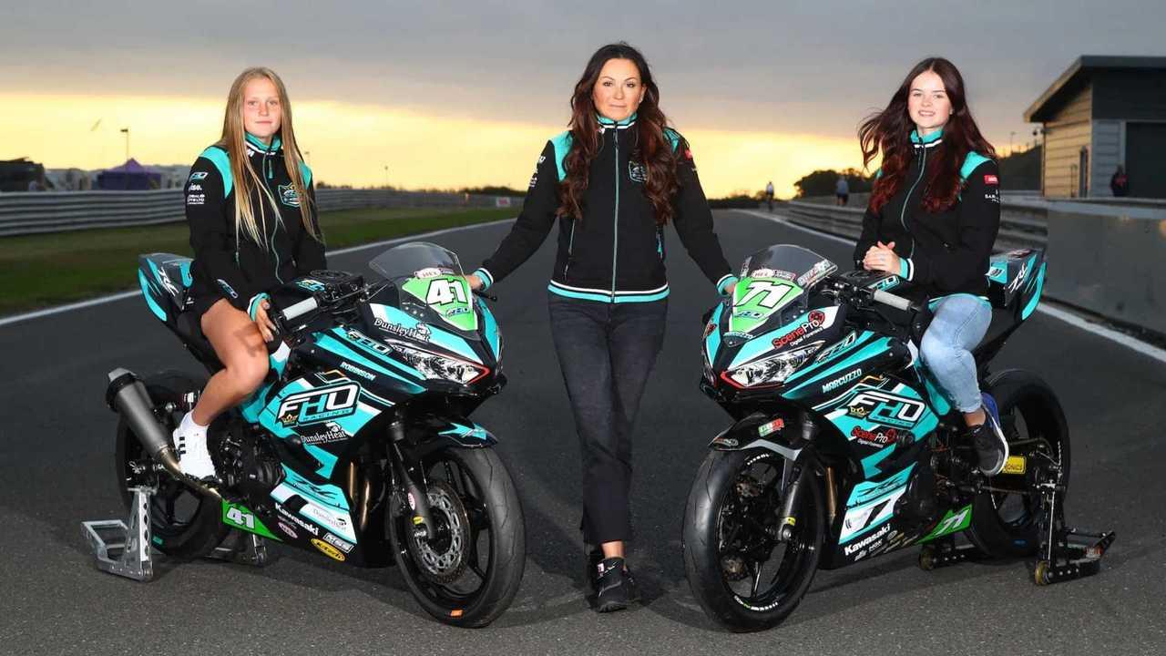 FHO Racing Team 2021 British Junior Championship