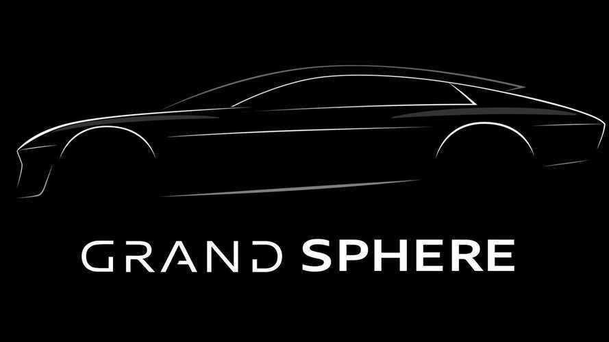 Audi покажет концепт Grand Sphere перед Мюнхенским автосалоном