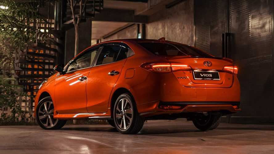 Toyota Vios Terbaru Akan Rilis Agustus 2022, Ada Hybridnya Juga