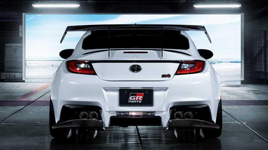 Новая Toyota GR 86 от Gazoo Racing