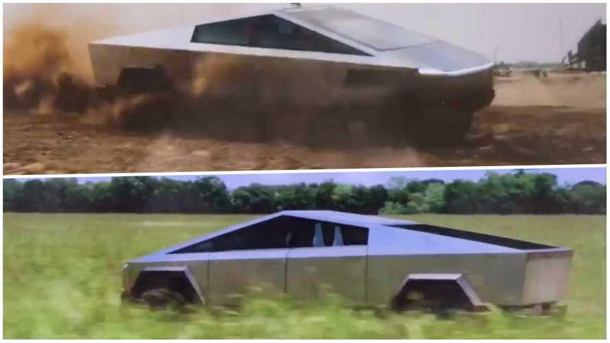 Tesla Cybertruck Terlihat Tidak Biasa pada Video Teaser Terbaru