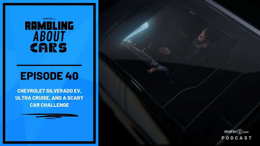 Chevy Silverado EV, Ultra Cruise, And A Scary Car Challenge: RAC #40