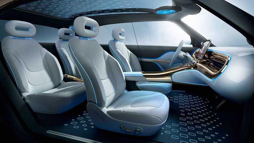 SUV elettrico smart: cosa c'è sotto alla smart Concept #1