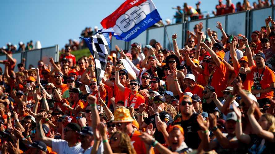 Hamilton expects boos from F1 fans at Zandvoort