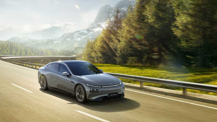 XPeng Electric Car Sales Almost Tripled In August 2021