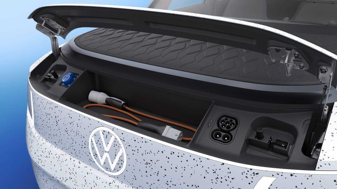 Volkswagen ID.LIFE kaputun altı