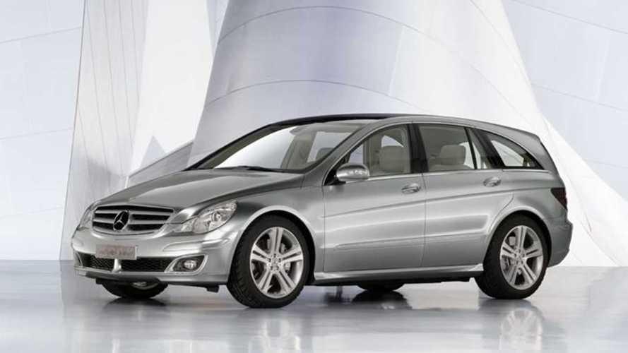 Mercedes Vision GST concept 2002-2004