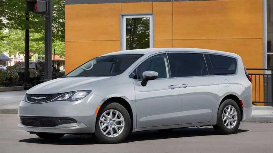 Chrysler Voyager 2022