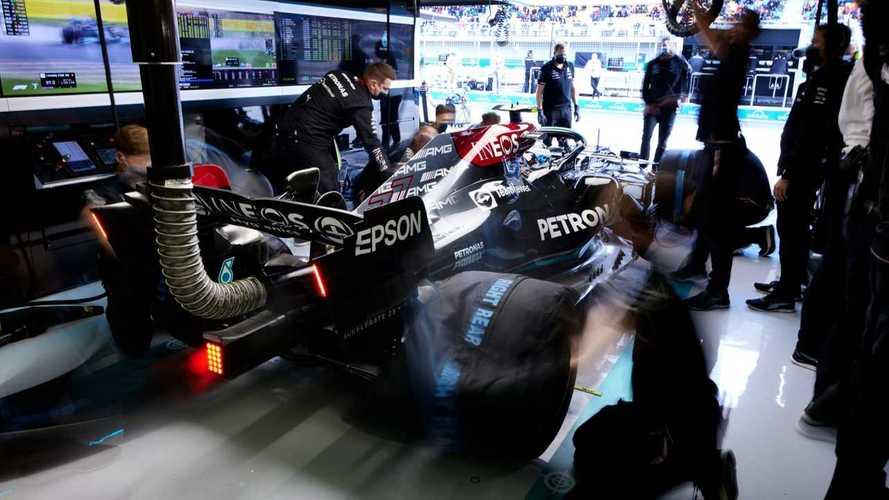 Why 'unusual noises' are causing Mercedes an F1 engine headache