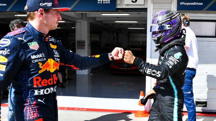 Binotto cheering for Verstappen but tips Hamilton for F1 title