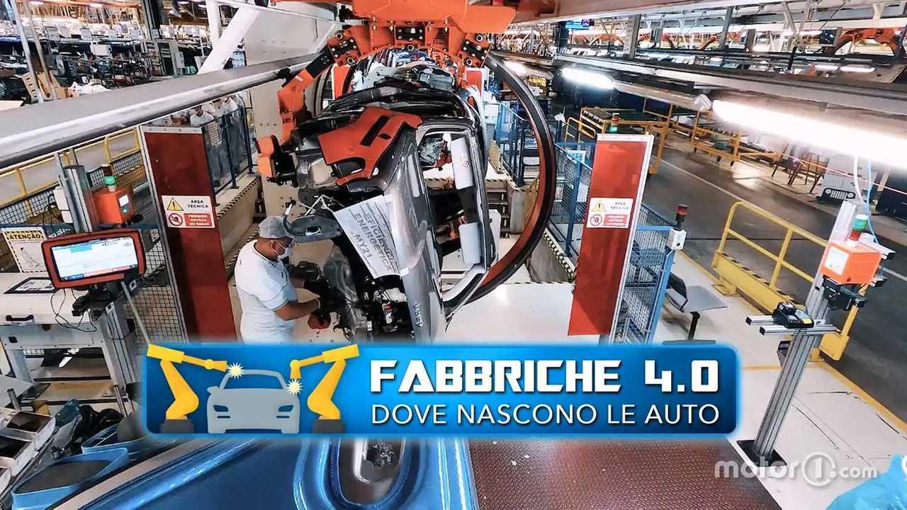 Fabbriche 4.0, lo stabilimento Stellantis di Pernambuco