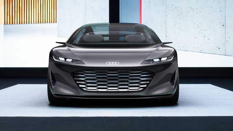 Audi Grandsphere официально дебютировал