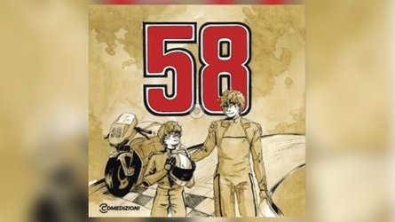 Graphic Novel 58 Turns Marco Simoncelli's Story Into A Fairytale