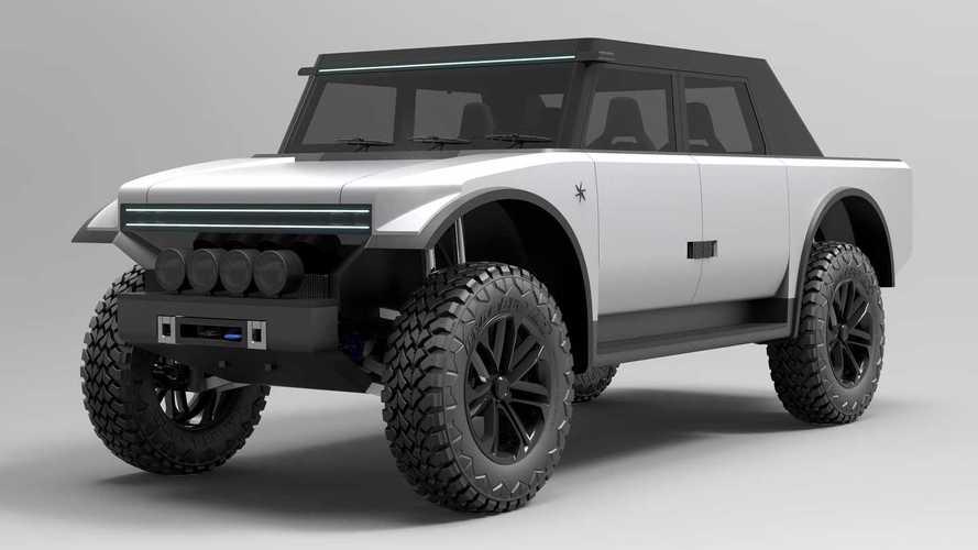 SUV Fering Pioneer Hybrid Bisa Menempuh Jarak 7.000 Km
