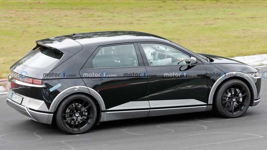 Fotos espía del Hyundai Ioniq 5