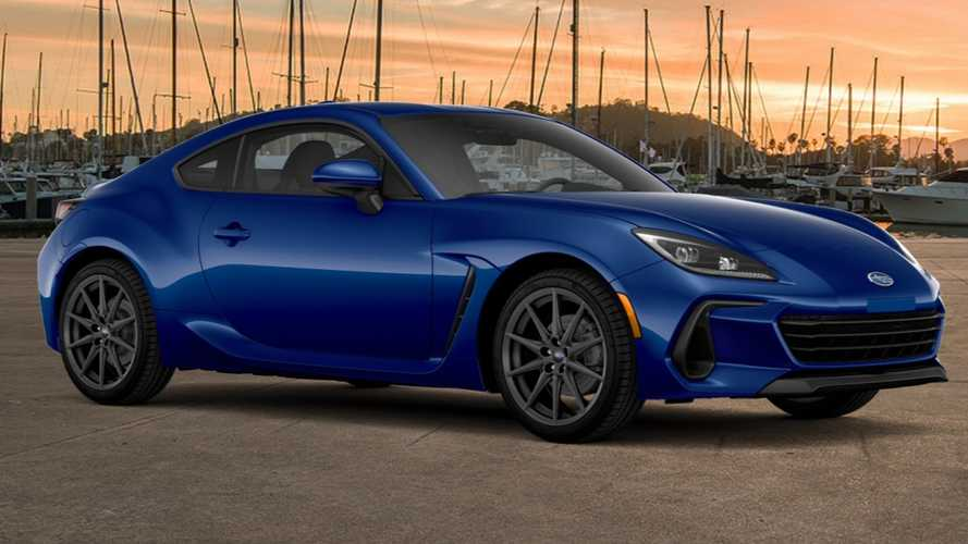 2022 Subaru BRZ Configurator Is Live, Most Expensive Costs $40,000