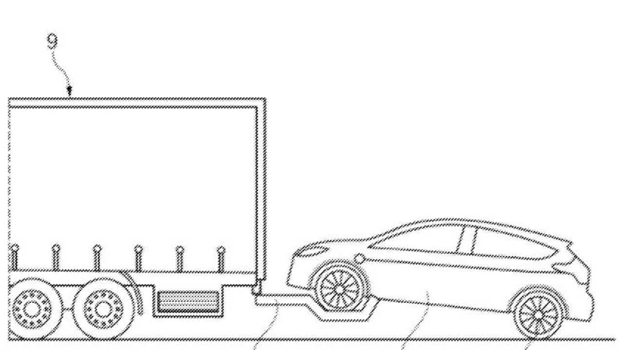 Il brevetto di Ford per la ricarica in movimento