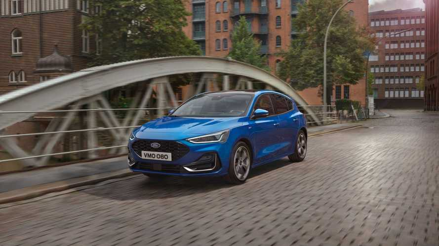 Обновленное семейство Ford Focus (2021)