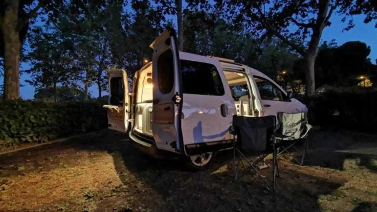 Dacia Dokker, furgoneta camper barata