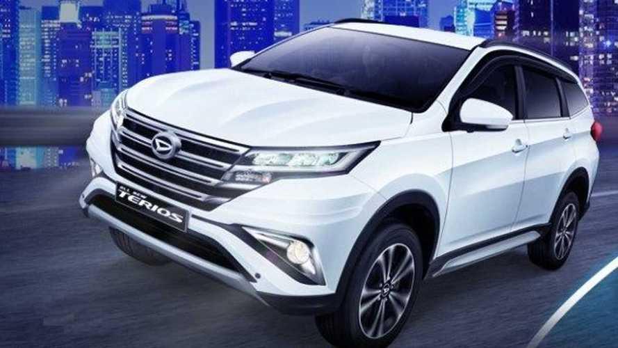 Daihatsu All New Terios Rilis di Indonesia, Mulai Rp205,1 Juta