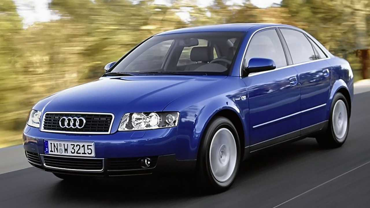 Audi A4 B6 (2000-2004)