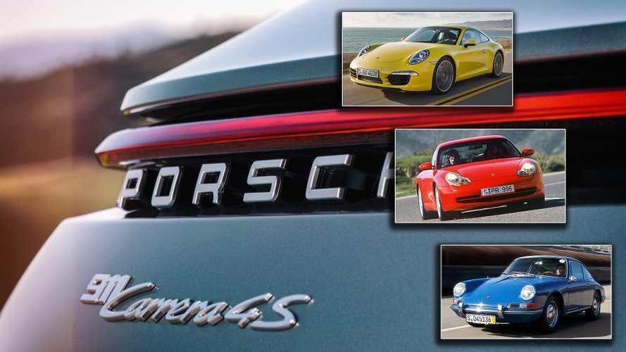 Porsche 911, le tappe più importanti della sua storia