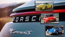 porsche 911 storia attraverso modelli icone